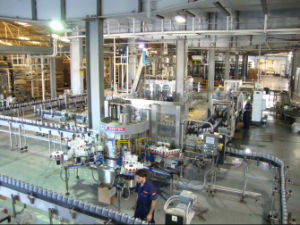 Engine Lubricating Oil Producing Line pictures & photos