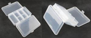 New Plastic Compartment Clear Storage Box Tk161