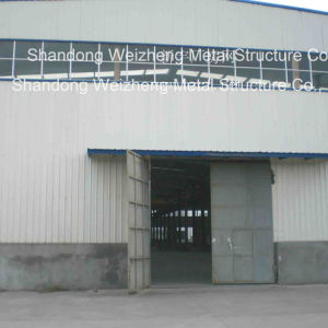 Steel Structure Workshop for Sale (wz-23) pictures & photos