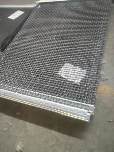 Tec-Sieve 65mn Wire Screen Media with Hook Strips pictures & photos