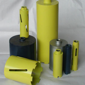 Turbo Segment Core Bit for Drilling Buliding Materials pictures & photos