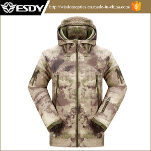 High Quality Shark Skin Softshell V4.0 Outdoor Military Tactical Jacket pictures & photos