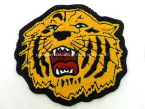 The Lovely Tiger Clothes Embroidery Patch (20140503) pictures & photos