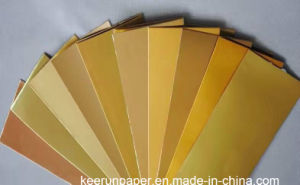 Gold and Silver Cardboard Paper & Specialty Paper