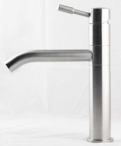 Cupc Certification Stainless Steel Kitchen Mixer Faucet Tap Ab003 pictures & photos