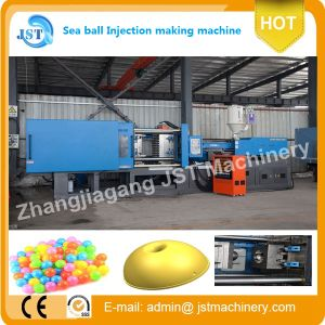 Horizontal Plastic Pail Injection Moulding Making Machine pictures & photos