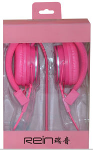 Wholesale Computer Phone Accessories Bluetooth Kid Stereo Headphone (RMC-303) pictures & photos