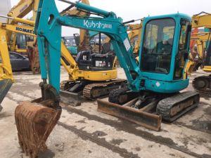 Used Kubota U35 Mini Excavator, Used Kubota Mini Excavator