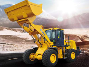 Hotsale XCMG Wheel Loader (LW500K) pictures & photos