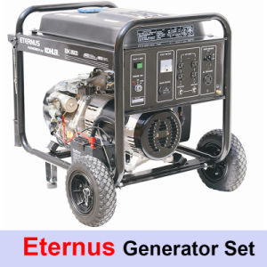 Automatic 6kw Kobal Generator (BK6500) pictures & photos