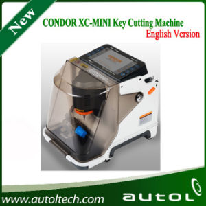 Best Key Machine Xc-Mini Automatic Key Cutting Machine Built-in Data pictures & photos