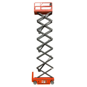 Heavy Duty Mobile Scissor Man Lift Platform