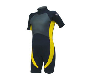 High Quality Children Custom Colored Shorty Wetsuits pictures & photos