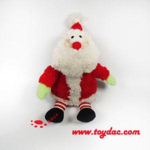 Stuffed Plush Santa Claus Doll pictures & photos