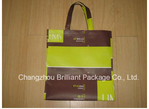Custom PP Woven Shopping Bag, Any Design Is Welcome pictures & photos