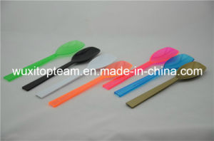 "9.5"" Plastic Serving Spoon"