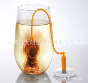 Fashion Silicone Unique Shape Tea Infuser pictures & photos