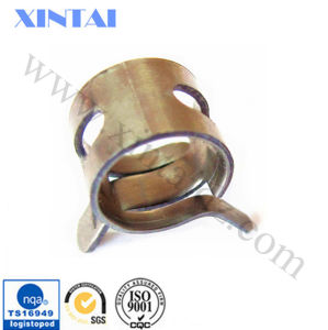 High Quality CNC Customized Metal Stamping Spring Hose Clamp pictures & photos