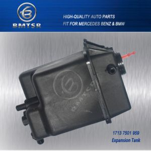 Auto Cooling System Radiator Expansion Tank for BMW X5 E53 1713 7501 959 17137501959 pictures & photos