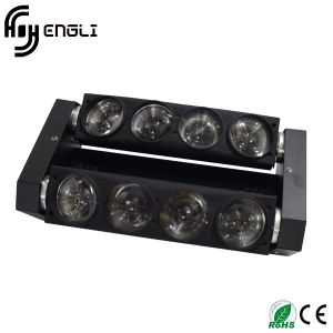 8*10W LED Stage Moving Head Spider Light (HL-017YT) pictures & photos
