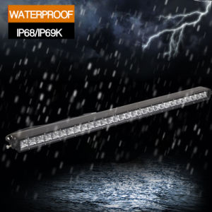 Light Bar Single Row 30 Inch (30inch, 15000lm, Warranty 2 years) pictures & photos