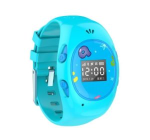 GPS Fashion Smart Mobile /Cell Phone Watch for Kids/ Lady Person Tracker