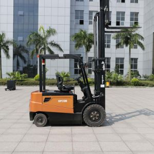 High Efficiency 3.0 Ton Electric Forklift Truck (CPD30) pictures & photos