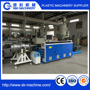 Large Diameter PPR Water Supply Tube Production Line pictures & photos