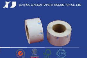 Custom Sticker Usage and Paper Material Thermal Labels pictures & photos