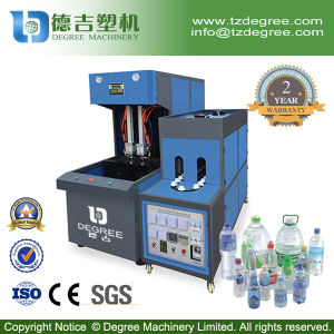 Semi-Auto Bottle Blow Moulding Machinery pictures & photos