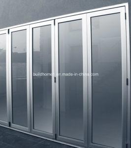Optional Passive Vent Folding Aluminium Windows and Doors pictures & photos