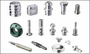 CNC Machined and Turned Parts with High Quality
