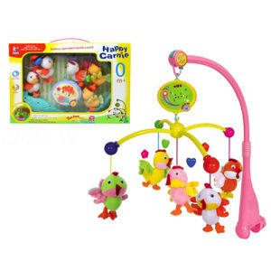 Plastic Electronic Baby Toy Baby Bed Hanging Toy (H0940470) pictures & photos