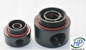 Different Sizes Black Two Ways Valve for FRP Vessel pictures & photos