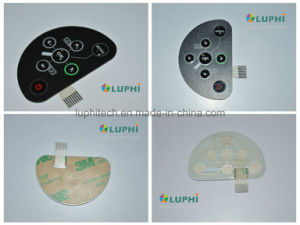 Epoxy Plate Embossed Keypad DIY Membrane Switch (MIC-0205) pictures & photos
