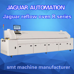 Automatic PCB Soldering Machine with 16 Heating Zones (JAGUAR M8) pictures & photos