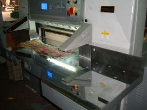 Paper Cutting Machine Model Qzyx-D Series pictures & photos