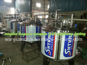 Holding Tank for Beverage Processing pictures & photos
