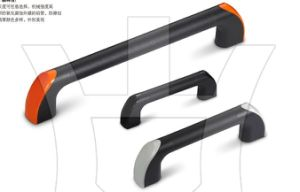 Black Painted Aluminum Tube PA Tubular Handle pictures & photos