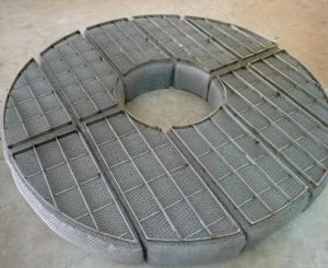 Mosaic Type Wire Mesh Demister
