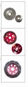 Aluminium Base Grinding Cup Wheels pictures & photos