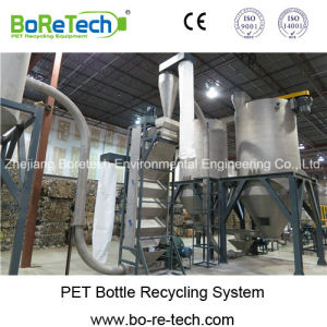 Fiber Grade Pet Bottle Recycling Line (TL3000) pictures & photos