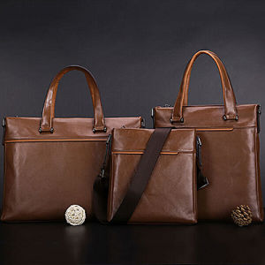 Handbags New Designer Leather Cases Men Bags M3145 pictures & photos
