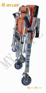Aluminum Alloy Folding Medical Stair Stretcher (CE/EN1789/ISO)
