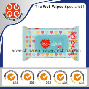 Ultra Soft Wet Wipes/Baby Wipes pictures & photos
