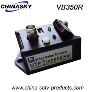 Single Channel CCTV BNC Balun Connector Over Cat5 (VB350R) pictures & photos