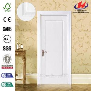 Grain White Prime Wood Door pictures & photos