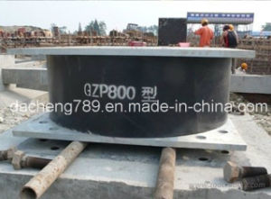 Lead Rubber Bearing for Bridge (seismic isolators) pictures & photos