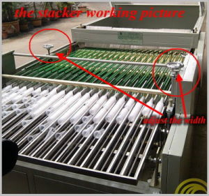 Fully Automatic Plastic Cup Stacker Machine pictures & photos