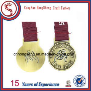 Customized Sport 3D Metal Medal pictures & photos